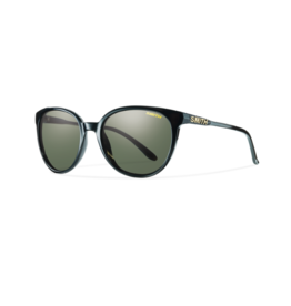 Smith Smith Cheetah Sunglasses Black Polarized Gray Green