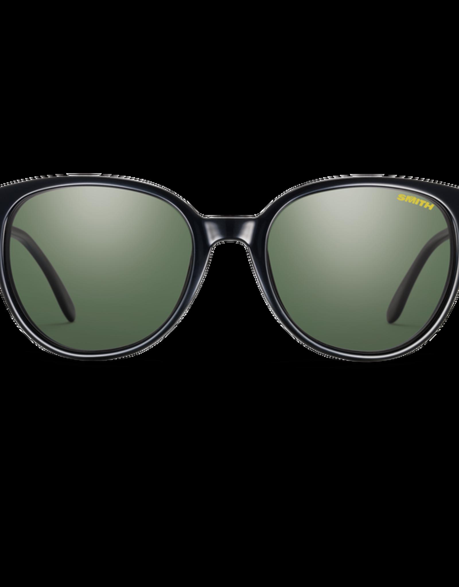 Smith Optics Smith Cheetah Black Polarized Gray Green