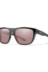 Smith Smith Barra Sunglasses Black ChromaPop Polarized Ignitor