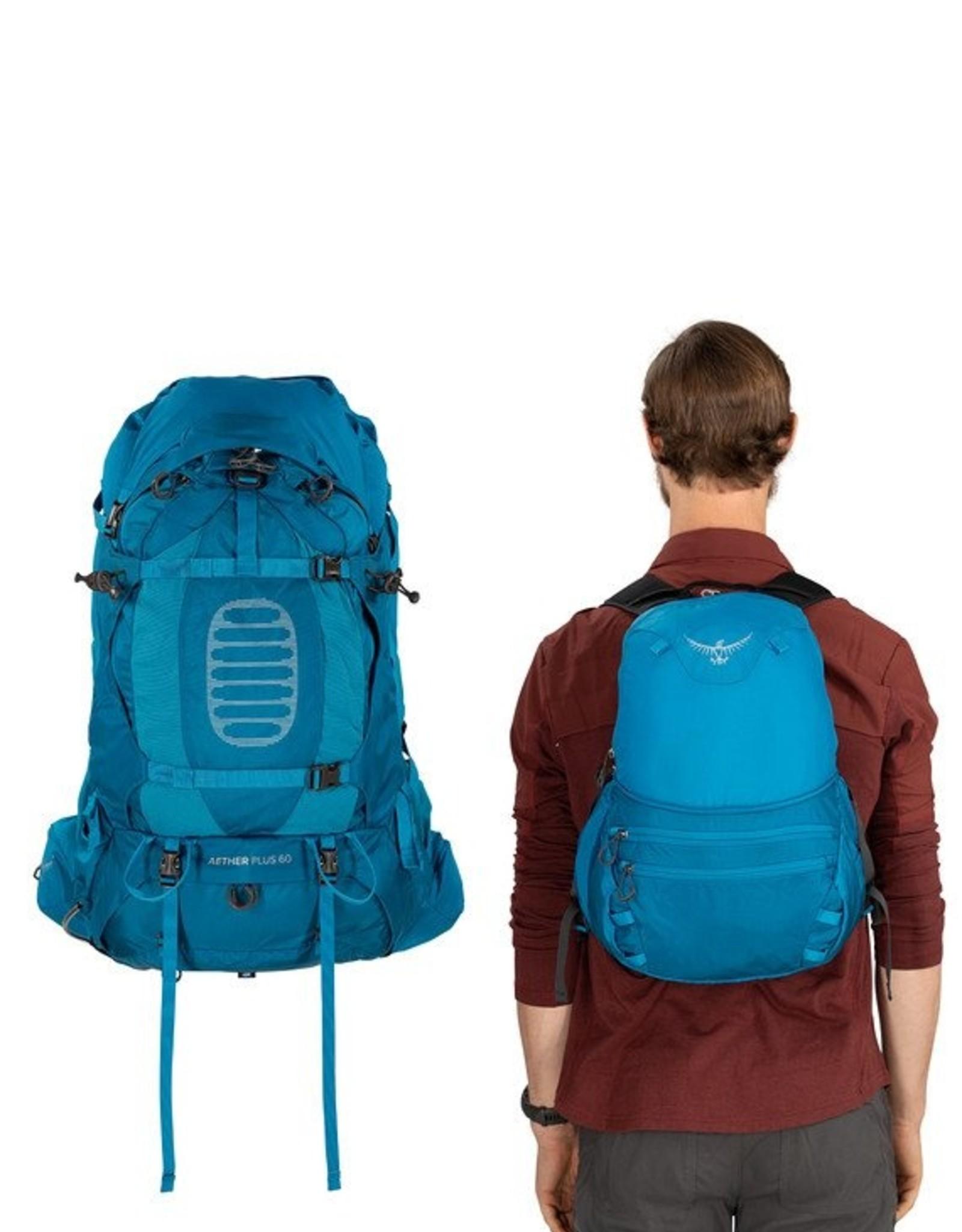 Osprey Osprey Aether Plus 60 Backpacking Pack