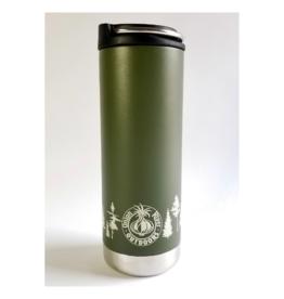 ORO Klean Kanteen TK Wide Green Mug 16 oz