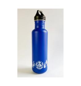 ORO Klean Kanteen Classic Single Wall Blue Bottle 27oz