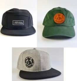 ORO Caps in 3 styles