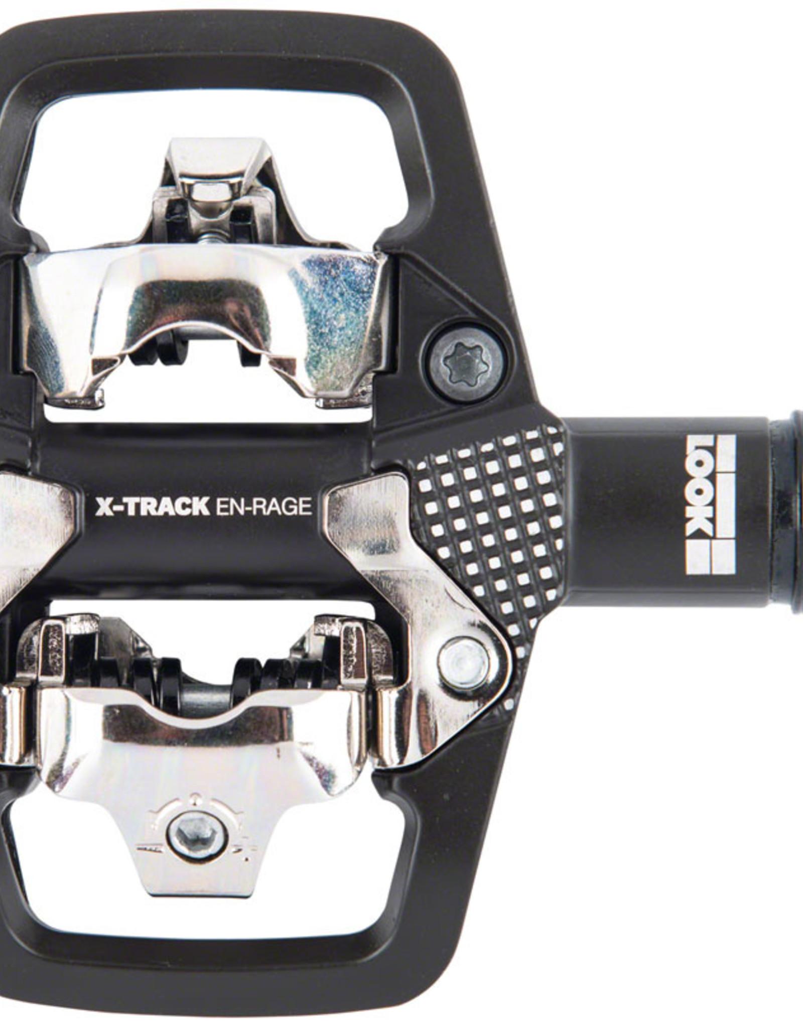 Look X-Track En-Rage Black Pedals 18225