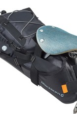 Blackburn Blackburn Outpost Elite Universal Seat Pack and Dry Bag - Black/Grey