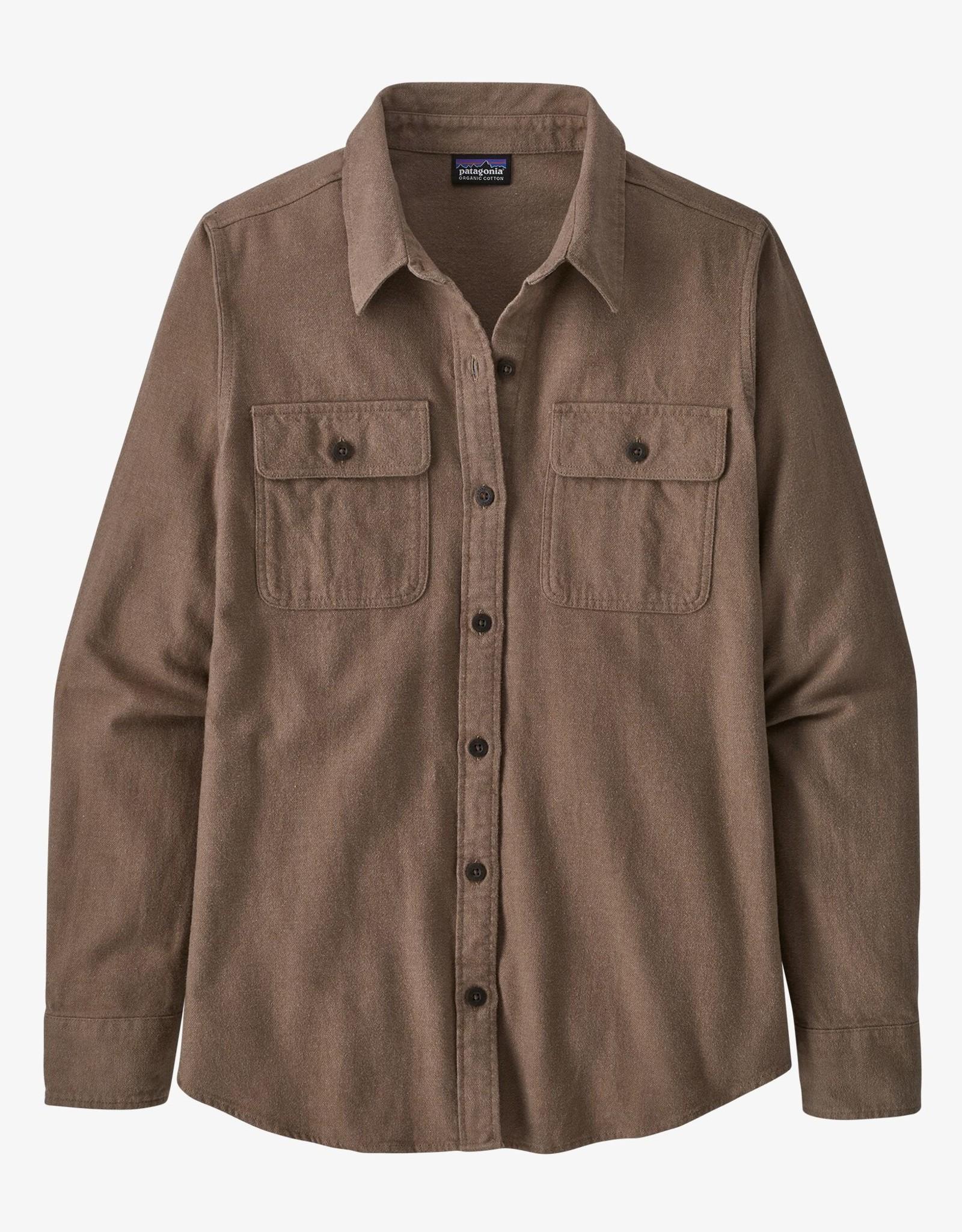 Patagonia Patagonia W's L/S Organic Cotton MW Fjord Flannel Shirt