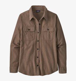 Patagonia Patagonia LS Organic Cotton MW Fjord Flannel Shirt Wmn's