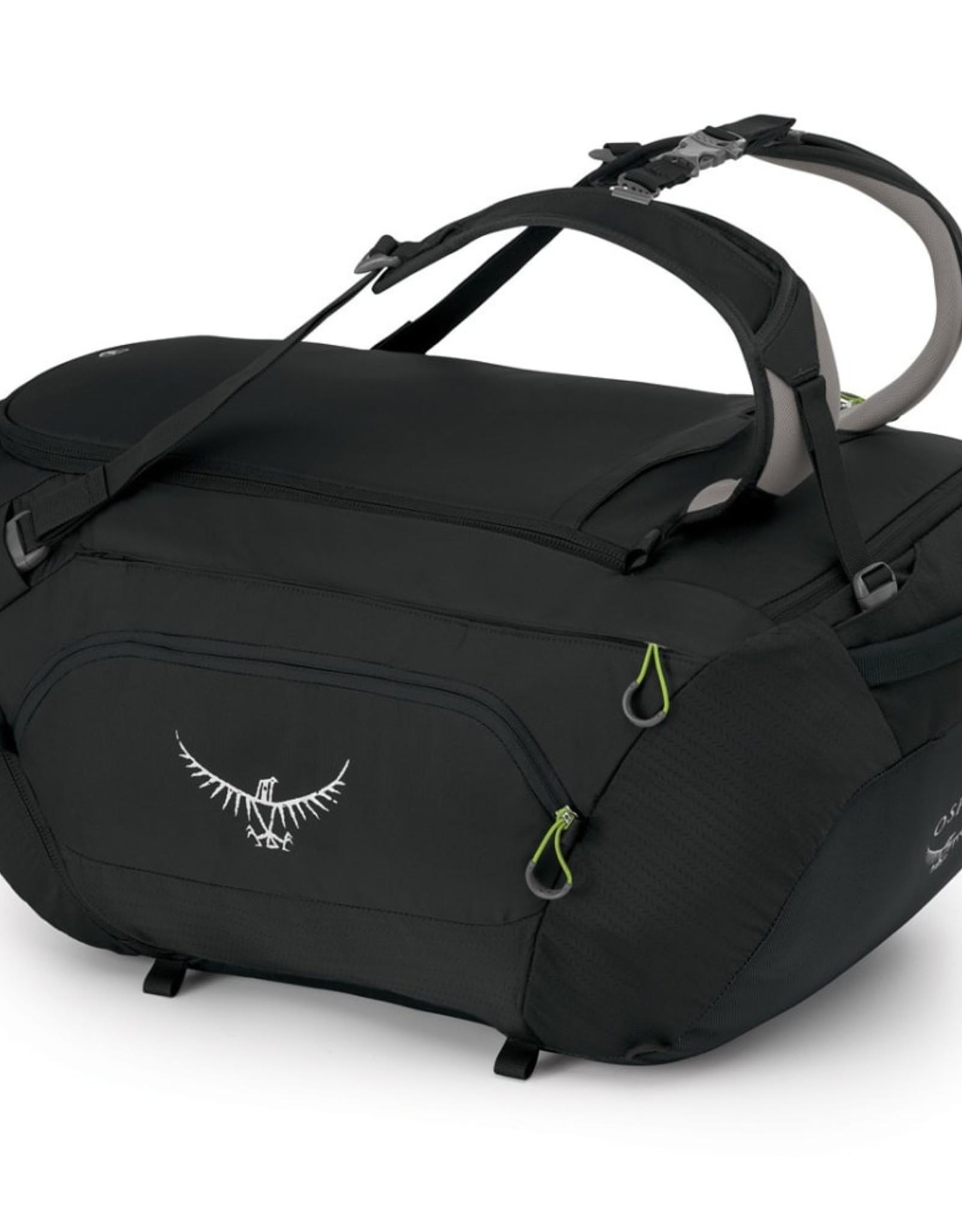 Osprey Osprey BigKit Duffel - Anthracite Black