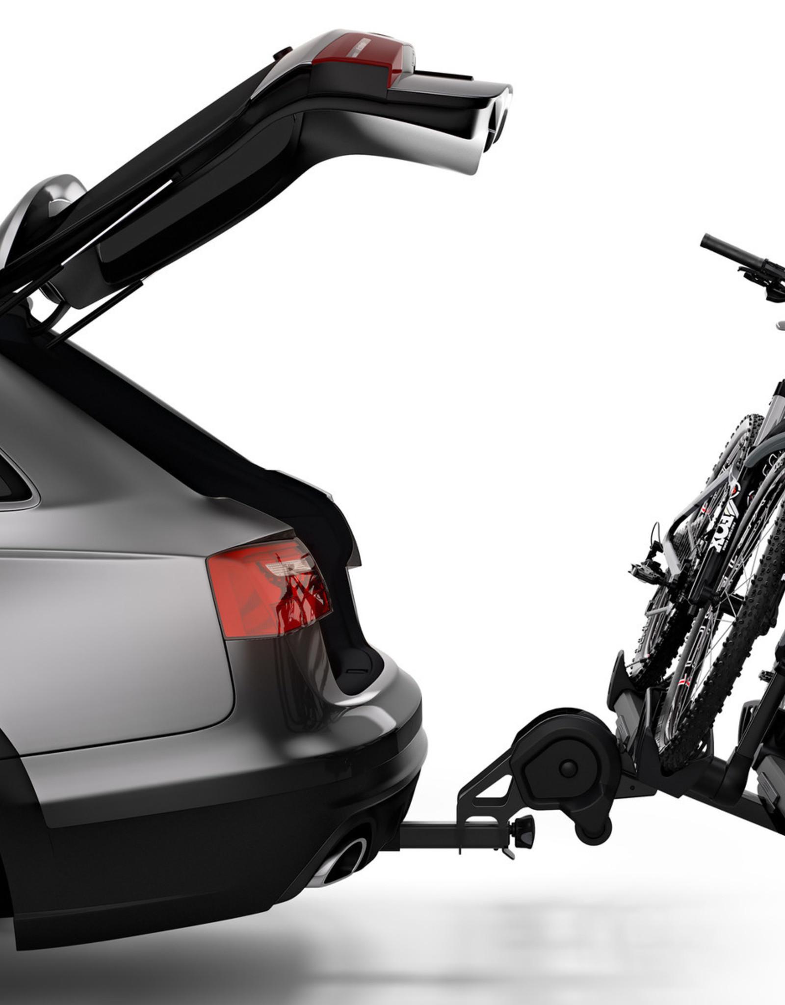 "Thule Thule T2 Pro XTR 1.25"" Hitch Bike Rack for 2 Bikes"