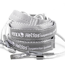 Eagles Nest Outfitters ENO Helios Suspension System, 8', Grey