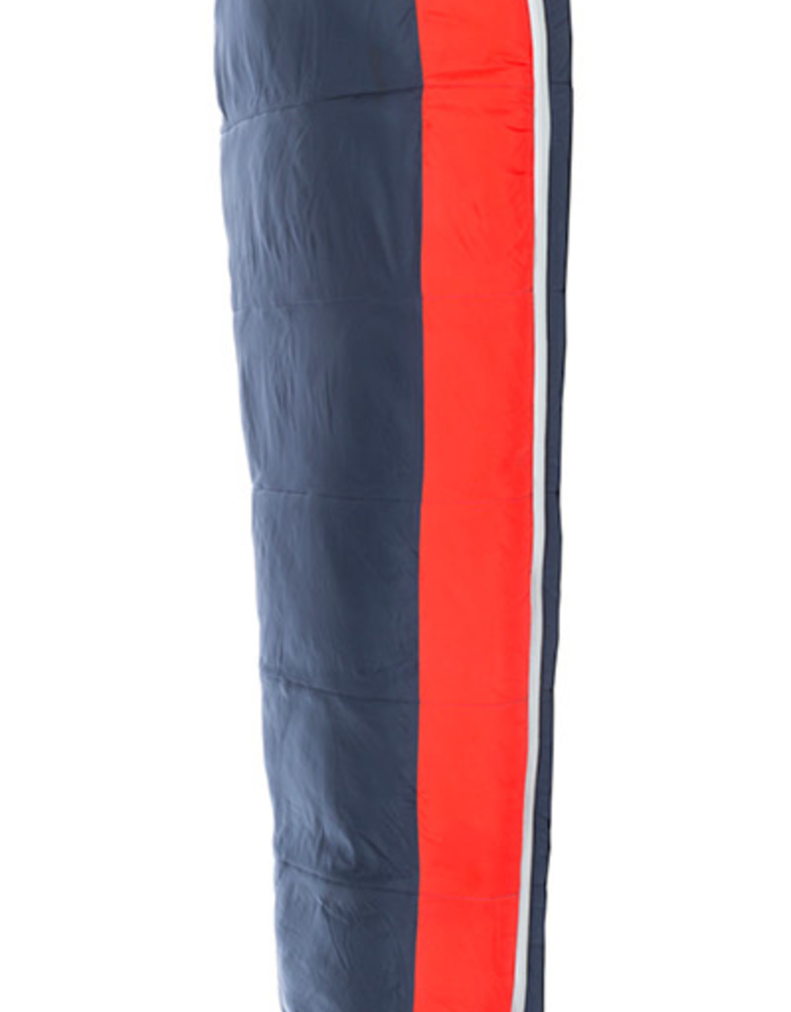 Big Agnes Husted 20 (FireLine Pro) Sleeping Bag Long Left Navy/Red