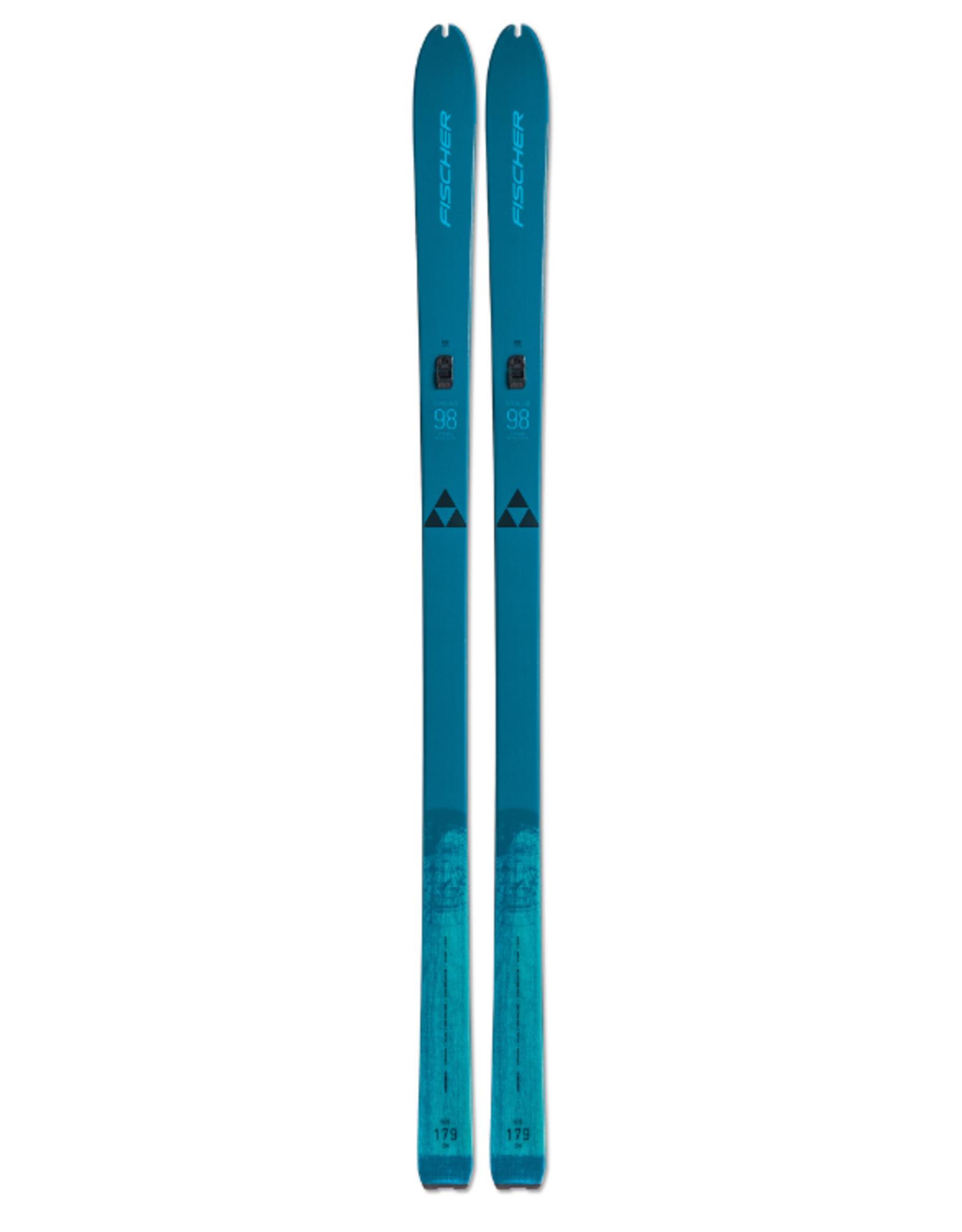 Fischer Fischer 2022 S-Bound 98 Crown/Dual Skin BC Ski