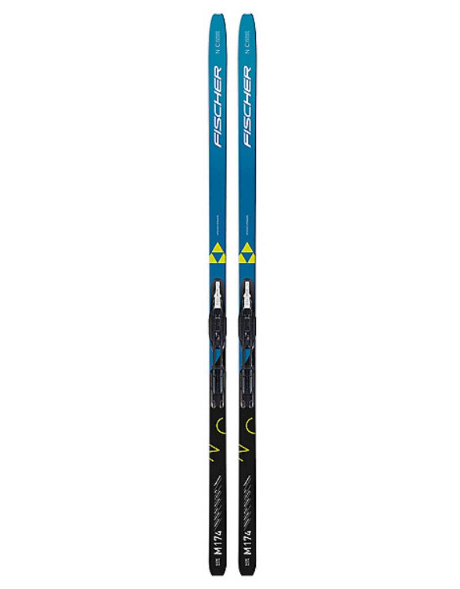 Fischer Fischer 2022 Voyager  Mounted Tour IFP Ski