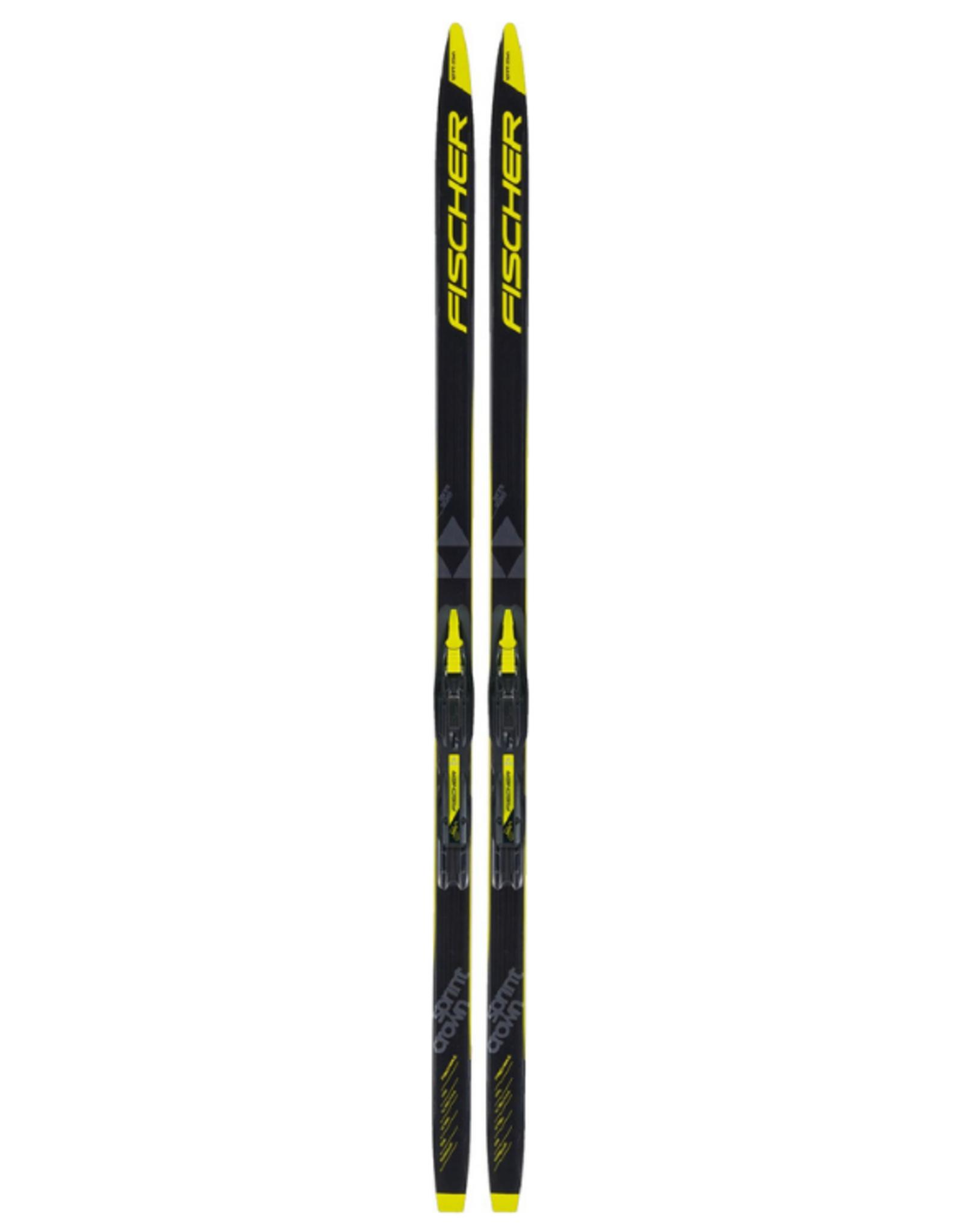 Fischer Fischer 2022 Sprint Crown MTD Junior Waxless XC Ski
