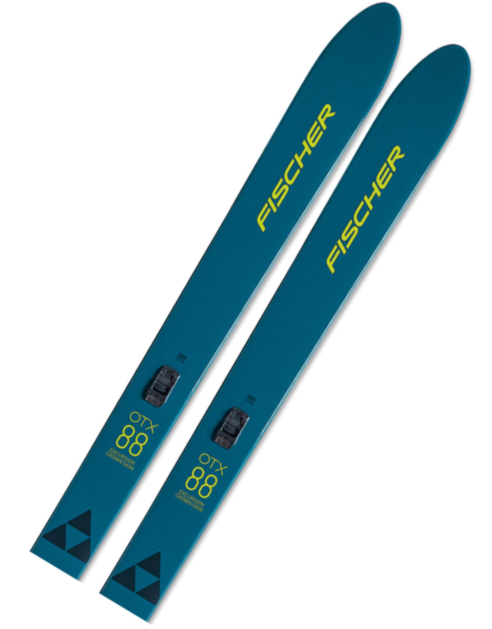 Fischer Fischer 2022 Excursion 88 Crown/Skin Xtralite BC Ski