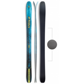 Voile Voile 2022 Ultra Vector BC Waxless Ski