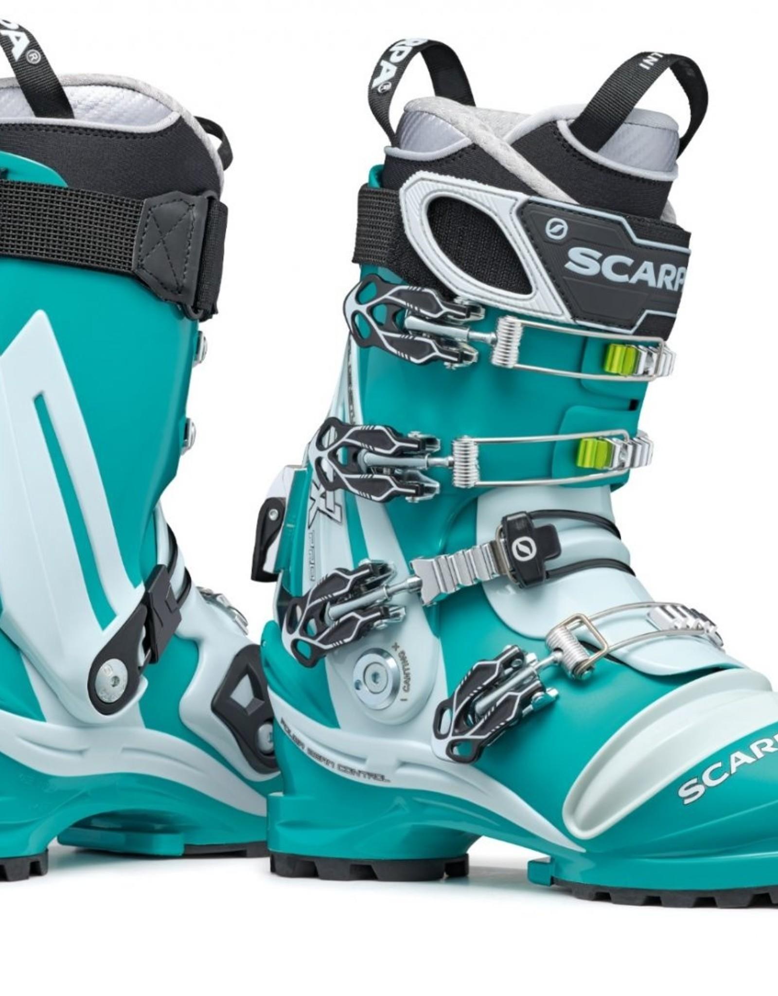 Scarpa Scarpa 2021 TX Pro Women's NTN Tech Telemark Boots
