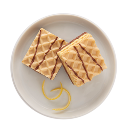 Ideal Protein Lemon Wafers