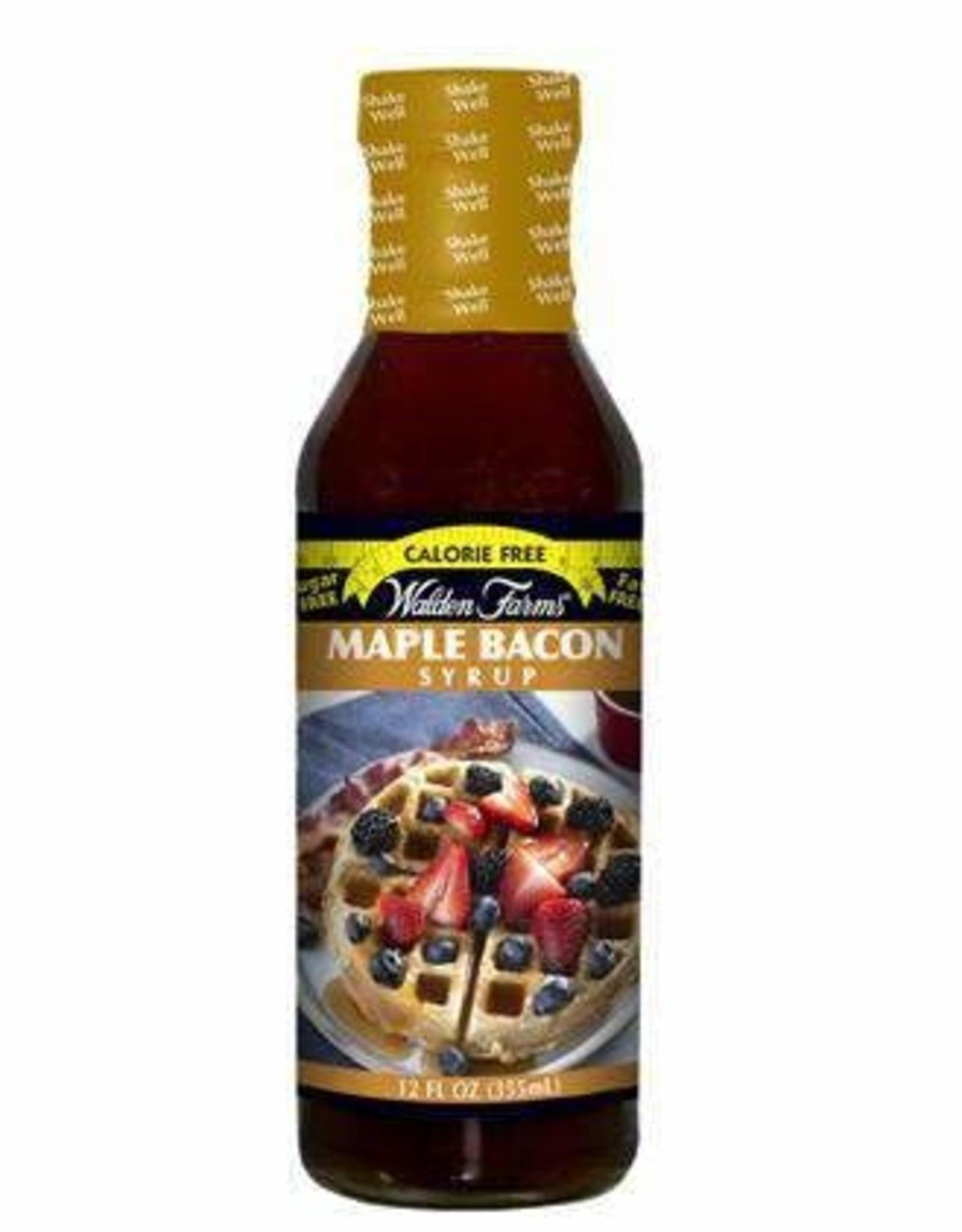 Walden Farms Maple Bacon Syrup