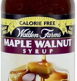 Walden Farms Maple Walnut Pancake Syrup