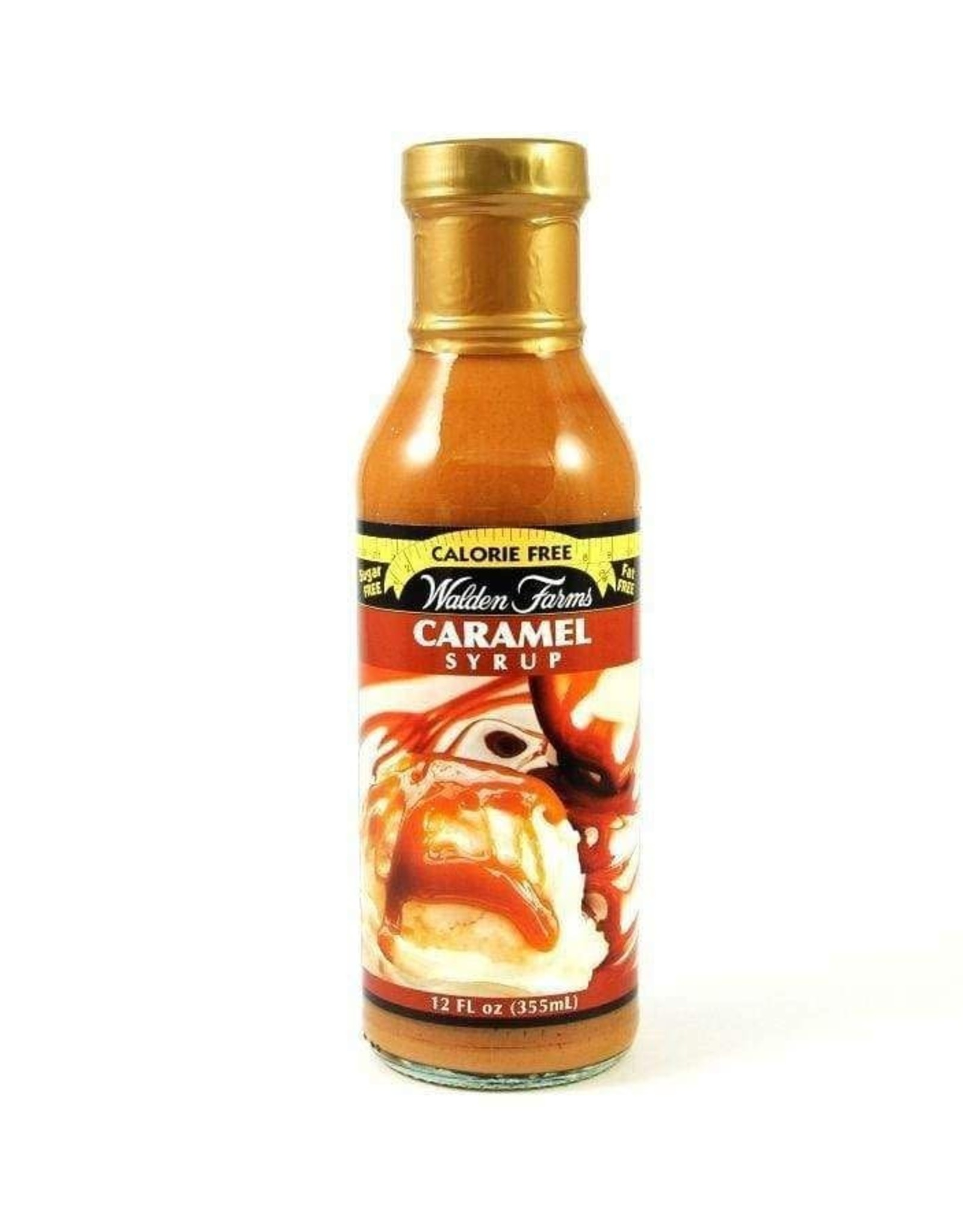 Walden Farms Caramel Syrup