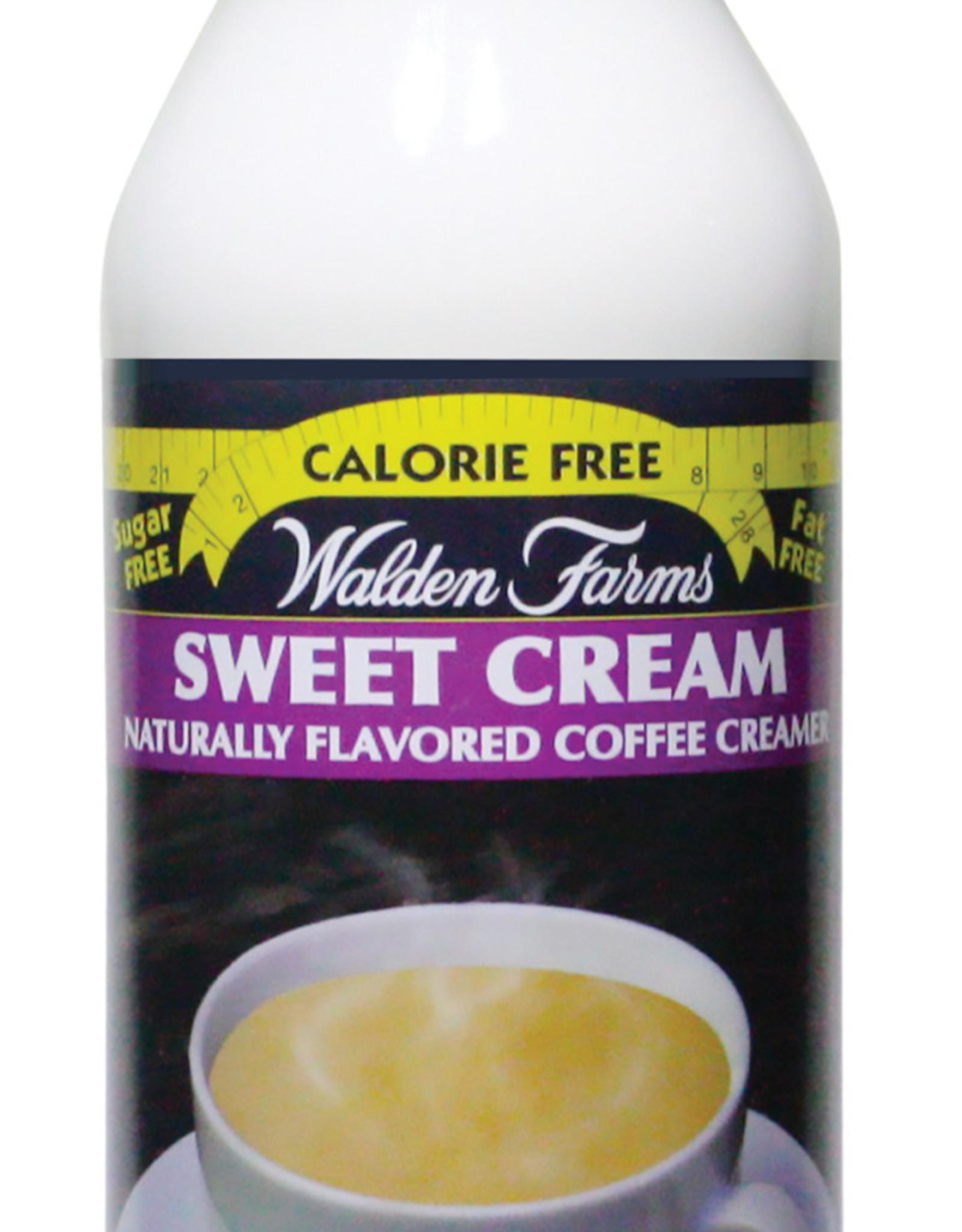 Walden Farms Sweet Cream Coffee Creamer