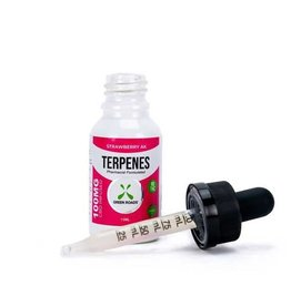 Green Roads 100 MG Strawberry AK Terpene Oil
