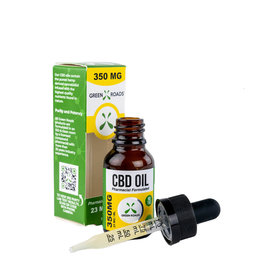 Green Roads 350 MG CBD Oil