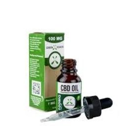 Green Roads 100 MG CBD Oil