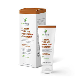 CBD Medic CBD Medic Eczema Ointment  200mg 40gr