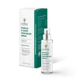 CBD Medic CBD Medic Muscle & Joint Spray 200mg 50ml