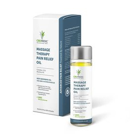 CBD Medic CBD Medic Massage Pain Relief Oil 200mg 3.5oz