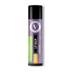 Veritas Farms Veritas Farms CBD Lip Balm Mango 25mg