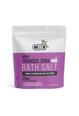 CBDfx CBDfx Tranquil Bath Salt 100mg