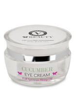 Veritas Farms Veritas Farms Cucumber Eye Cream 100mg 0.5oz