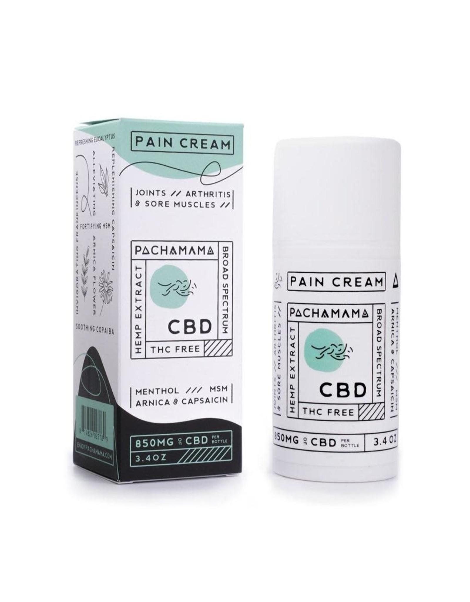 Pachamama Pachamama Pain Cream 850mg 3.4oz