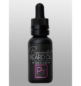Pinnacle Hemp Pinnacle Beard Oil 120mg - Platinum 1oz