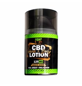 Hemp Bombs Hemp Bombs Hand and Body Lotion 125mg 1.7oz