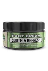 Erth Erth Shea Butter Foot Cream 250mg 4oz