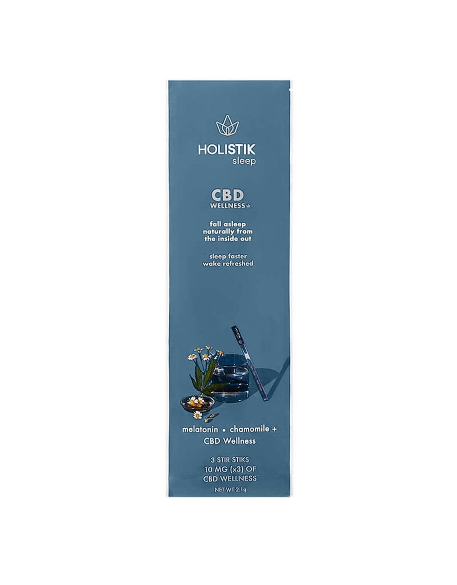 Holistik Holistik Sleep Stir Stik 30mg 3 sticks