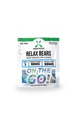 Green Roads Green Roads Relax Bears Gummies 50mg 5ct
