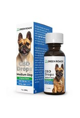 Green Roads Green Roads CBD Drops for Medium Dog 210mg  1oz