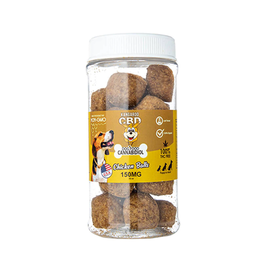 Kangaroo CBD Kangaroo CBD Pet Treats Chicken Balls 150mg 16oz