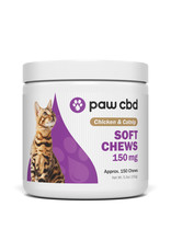 CBDMD CBDMD Feline Soft Chew Chicken & Catnip 150mg