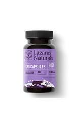 Lazarus Naturals Lazarus Naturals Capsules Relaxation 1000mg 40ct