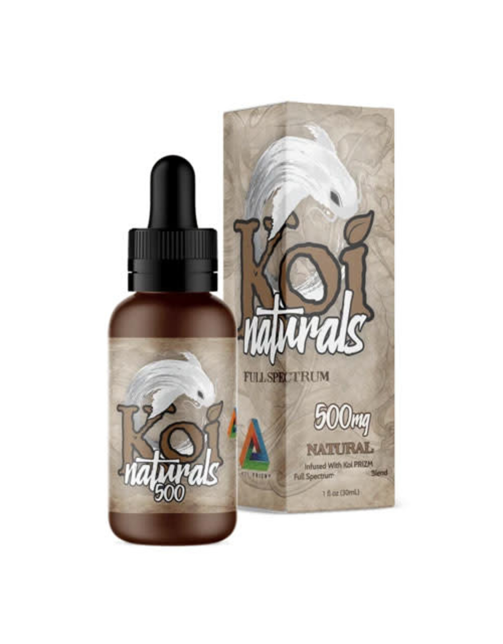 Koi Koi Natural Tincture 500mg 1oz