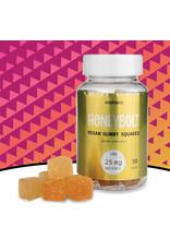 Honeybolt Honeybolt Vegan Gummy Squares 25mg 30 Count