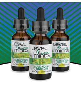 Level Minds Level Minds Concentrated Tincture 1000mg 30ml
