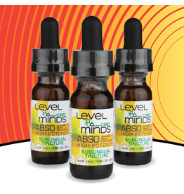 Level Minds Level Minds ABSO Tincture 750mg 15ml