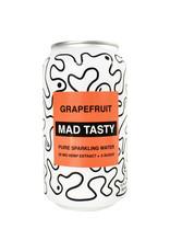 Mad Tasty Mad Tasty Hemp Water Grapefruit 20mg CBD